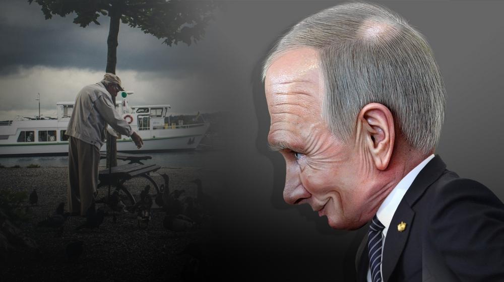 "Putins ""Sparpolitik"""