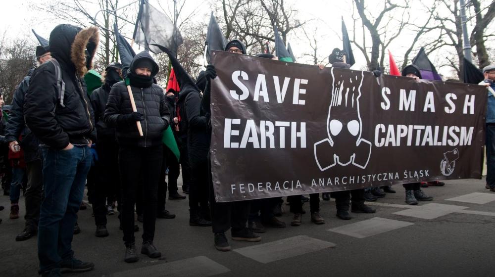 """""""Marsch für das Klima"""""""