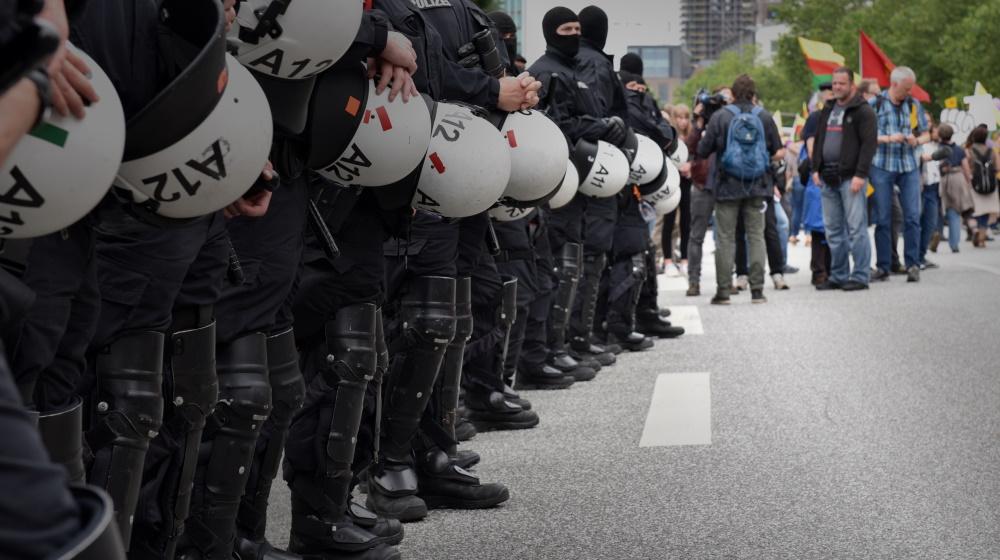 """""""Solidarität ist die Grundlage jeder linken Politik"""""""